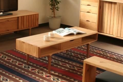 KISSUI センターテーブル120